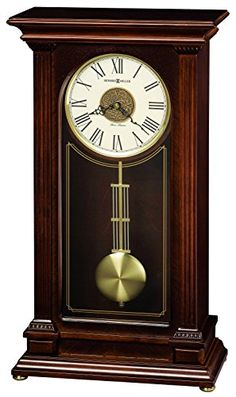 Howard Miller Stafford Clock >>> You can find more details by visiting the image link. (This is an affiliate link and I receive a commission for the sales)