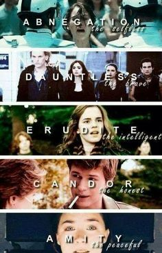 I am dauntless . I am a shadowhunter