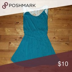 Maternity top EUC maternity tie top w/ lace detail Liz Lange for Target Tops Tank Tops