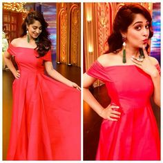 Beautiful Red Dresses, Tv Actors, Beautiful Bollywood Actress, Indian Celebrities, Indian Actresses, Cute Couples, Kids Fashion, Fashion Ideas, Party Dress