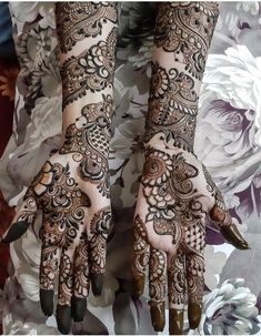 Henna Hand Designs, Dulhan Mehndi Designs, Mehandi Designs, Mehendi, Mehndi Designs Finger, Khafif Mehndi Design, Indian Henna Designs, Latest Arabic Mehndi Designs, Latest Bridal Mehndi Designs