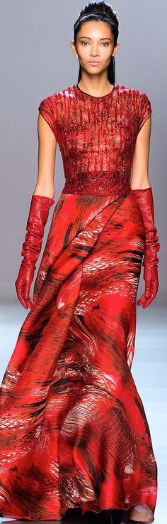 Georges Chakra Couture FW 2014 - 2015