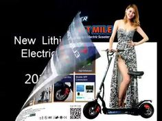 2016 New 36V Lithium Battery 500W Electric Scooter ES5014