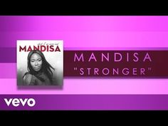 Mandisa - Stronger (Lyric Video) Looove this song! soooo uplifting and love the message in it :) Sing Out, Songs To Sing, Music Songs, Christian Music Playlist, Christian Music Videos, Manipulative People, Religion, Worship The Lord, Country Music Videos