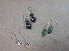 Earrings | Funky Hannah's, Jan. 23 and Mar. 16, 2014