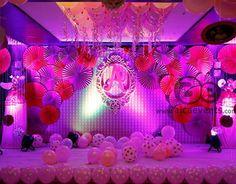 Balloon DecorationsTwisted Balloon DecorationsBirthday Decorations