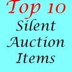Top 10 Silent Auction Items That Sell Well