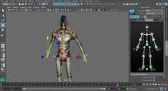 Maya 2016 Basics – Animation Layers