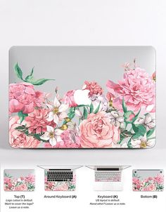 Pink Laptop Cover Marble 11 inch Mac Case Pro 13 2016 Skin