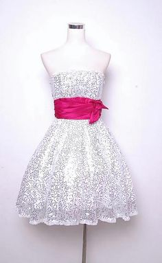 A longer version of this will be my wedding dress one day!! :)