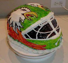 Burke Hockey Cake  Flickr Photo Sharing cakepins.com