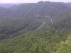 The mountains of Eastern Kentucky