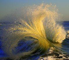 Dawn Rip-Wave No.2, Atlantic Ocean