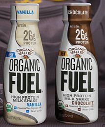 Organic Valley MILK PROTEIN SHAKE Daily Instant Win Game on http://hunt4freebies.com