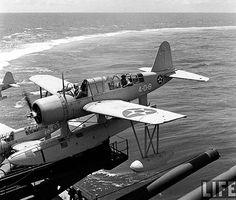 Kingfisher, 1941