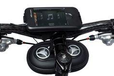 bike accessories | CycleTunes™ Speakers | BioLogic Bicycle Accessories and Bike Gear