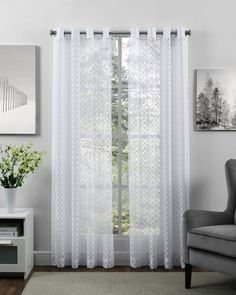 Bristol Single Curtain Panel