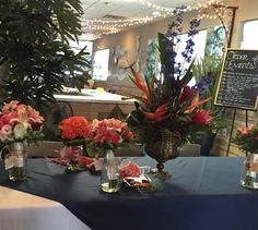 The Anna Maria Love Wedding Show Flowers By Tropical Interiors Florist