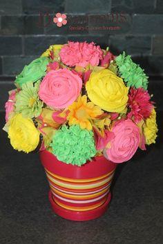 Cupcake Bouquet http://www.blossmmms.com/