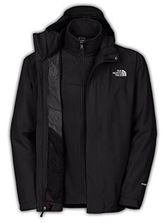 81811a3543 The North Face Men's ANDEN TRICLIMATE For versatile performance in cool to  cold conditions, this three-in-one jacket integrates the protection of a ...