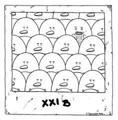 Pena The Unholy - Comics - Cute Penguins - Dark Art Illustrations - Horror - Dark Humor Dark Art Illustrations, Illustration Art, Cute Penguins, Comic Art, Polaroid, Horror, Drama, Symbols, Letters
