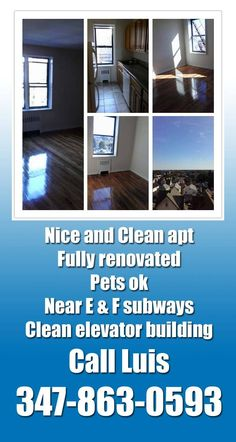 Studio Apartment Queens Nyc all new studio apartment for rent in rego park, queens nyc