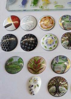 Student-Gallery - RUTH BALL  >  enamel + design