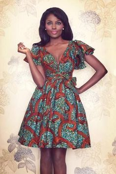 The most outstanding picture collection of modern trendy ankara styles in vogue for ladies, you never something like these African Wear Dresses, African Fashion Ankara, Latest African Fashion Dresses, African Inspired Fashion, African Print Fashion, Africa Fashion, African Attire, African Prints, African Style