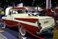 1957 Dodge Sweptside Pickup Truck