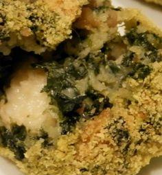 ⇒ Bimby, le nostre Ricette - Bimby, Polpette Spinaci e Mozzarella