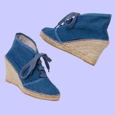 DOLORES espadrilles - Contemporary with just a whiff of proprierty at ESPADRILLESETC.COM