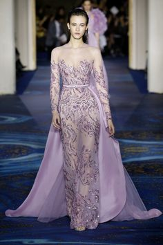 #ZuhairMurad #Couture #spring #2019 Zuhair Murad, Red Carpet, Oscars, Formal Dresses, Spring, Wedding, Outfits, Fashion, Haute Couture