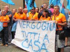 """Asm Terni, sindacati e lavoratori pronti al blocco """"Non vogliamo partner industriali"""""""