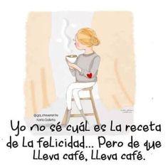 Resultado de imagen para frases con cafe