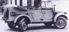 Mercedes-Benz G5 demonstrating 4WS back in 1940's (image: autogallery.org.ru)