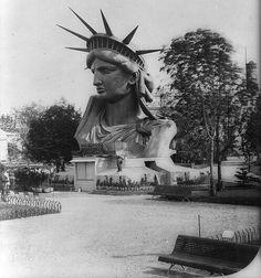 grandes construcciones - Estatua de la Libertad