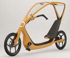Skeleton-Inspired Transit: Bone Bikes