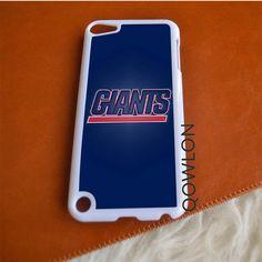 New York Giants Logo iPod Touch 5 | 5TH GEN Case