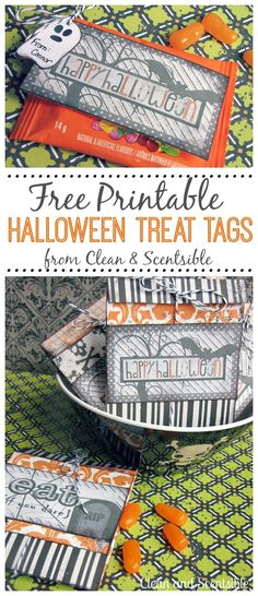 Free Halloween Treat