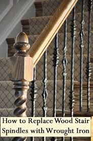 Image result for outdoor house wrought iron and wood staircase