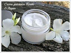 Crème précieuse karité et argan
