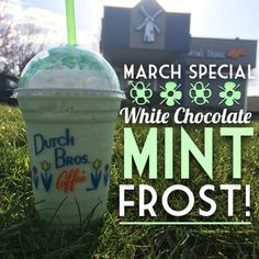 "Dutch Bros Vancouver on Twitter: ""This March, grab a festively ..."