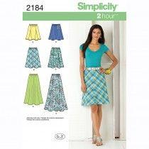 Simplicity Naaipatroon  2184-H5 PSI2184-H5