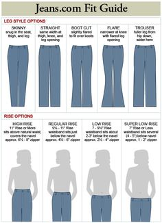 10 Commandments of Fashion- JEANS (day 231)