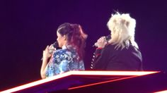 Saara Aalto - Both sides now & Cage bird (with Michael Monroe)