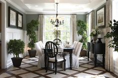 Rustic Great Room With Ceiling Fan Pottery Barn Hundi