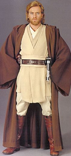 jedi costume | How to Make a Jedi Robe