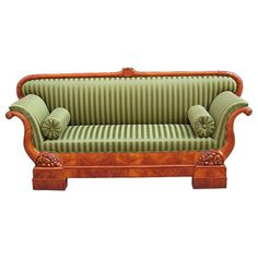 Magnificent South German Biedermeier Sofa | 1stdibs.com: