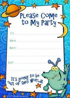 Free printable boys birthday party invitations birthday party toddler birthday party invitationg 15002100 monster invitationsfree printable filmwisefo