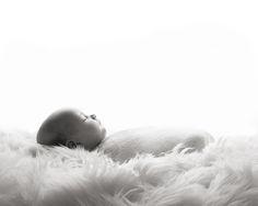 Classic, pure newborn photography in Edinburgh www.BeautifulBairns.com